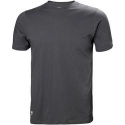 Textiel Heren T-shirts & Polo's Helly Hansen 79161 Donkergrijs