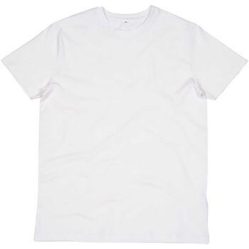 Textiel Heren T-shirts & Polo's Mantis M01 Wit
