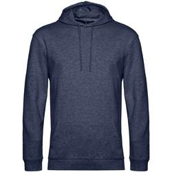 Textiel Heren Sweaters / Sweatshirts B&c WU03W Marine Heide