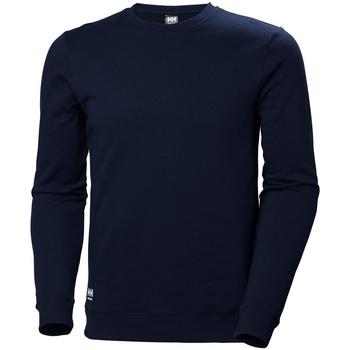 Textiel Heren Sweaters / Sweatshirts Helly Hansen 79208 Marine