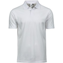 Textiel Heren T-shirts & Polo's Tee Jays TJ1200 Wit