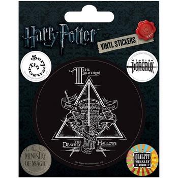Wonen Stickers Harry Potter BS2320 Veelkleurig