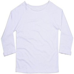 Textiel Dames Sweaters / Sweatshirts Mantis M128 Wit