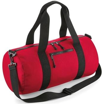 Tassen Sporttas Bagbase BG284 Klassiek rood