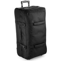 Tassen Soepele Koffers Bagbase BG483 Zwart