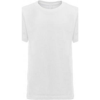 Textiel Kinderen T-shirts korte mouwen Next Level NX3310 Wit