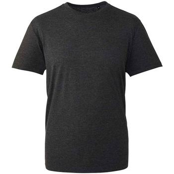 Textiel T-shirts korte mouwen Anthem AM10 Zwart