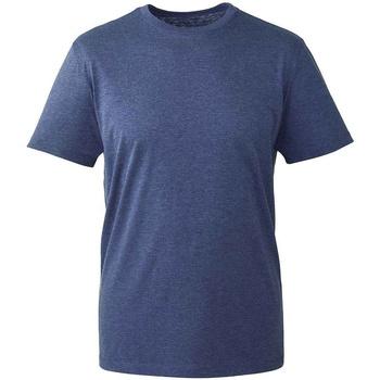 Textiel T-shirts korte mouwen Anthem AM10 Marine