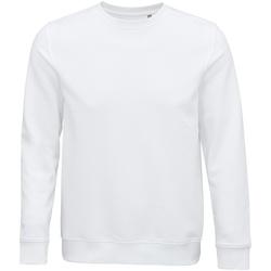 Textiel Heren Sweaters / Sweatshirts Sols 03574 Wit