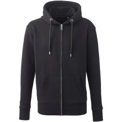 Textiel Heren Sweaters / Sweatshirts Anthem AM02 Zwart