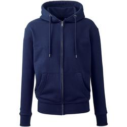 Textiel Heren Sweaters / Sweatshirts Anthem AM02 Marine Oxford