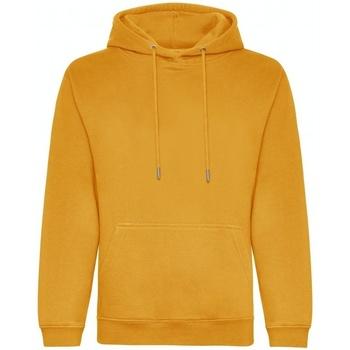 Textiel Heren Sweaters / Sweatshirts Awdis JH201 Mosterd Geel