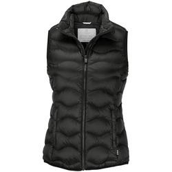 Textiel Dames Vesten / Cardigans Nimbus NB79F Zwart