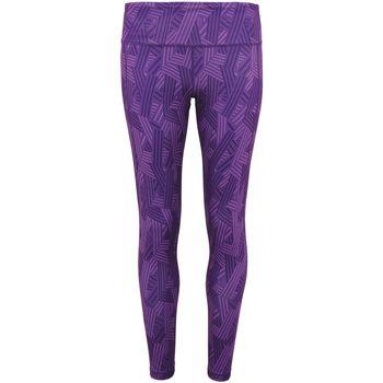 Textiel Dames Leggings Tridri TR035 Paars