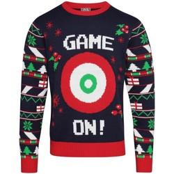Textiel Heren Sweaters / Sweatshirts Christmas Shop  Marine