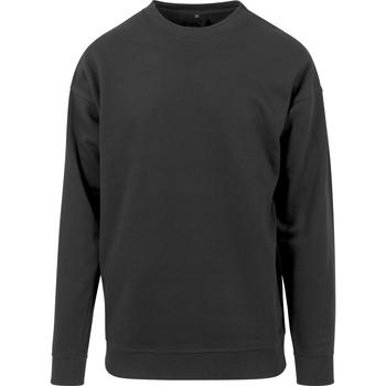 Textiel Heren Sweaters / Sweatshirts Build Your Brand BY075 Zwart