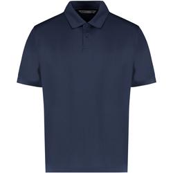 Textiel Heren Polo's korte mouwen Kustom Kit KK444 Marine