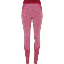 Textiel Dames Leggings Tridri TR212 Bourgondië