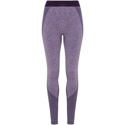 Textiel Dames Leggings Tridri TR212 Paars