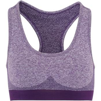 Textiel Dames Sport BHs Tridri TR210 Paars