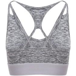 Textiel Dames Sport BHs Awdis JC019 Grijze Melange