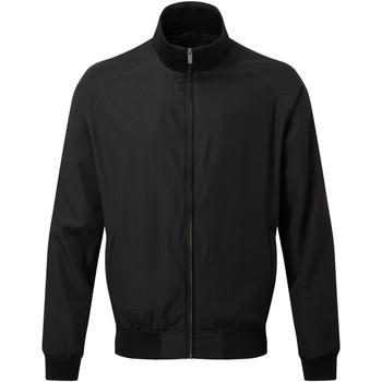 Textiel Heren Jacks / Blazers Asquith & Fox AQ200 Zwart