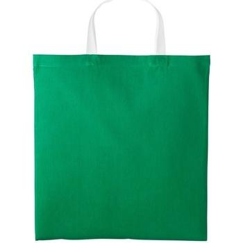 Tassen Schoudertassen met riem Nutshell RL130 Kelly Groen/Wit