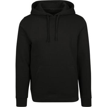 Textiel Heren Sweaters / Sweatshirts Build Your Brand BY084 Zwart