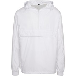 Textiel Jacks / Blazers Build Your Brand BY096 Wit