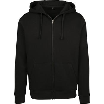 Textiel Heren Sweaters / Sweatshirts Build Your Brand BY085 Zwart