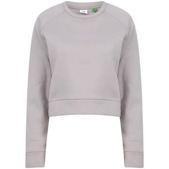 Textiel Dames Sweaters / Sweatshirts Tombo  Lichtgrijs