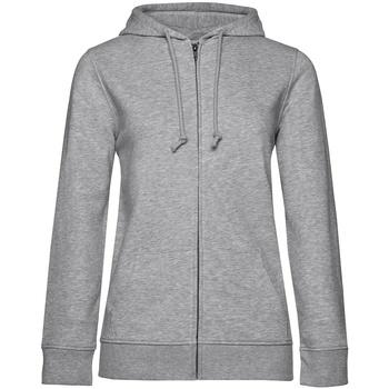 Textiel Dames Sweaters / Sweatshirts B&c  Grijze Heide