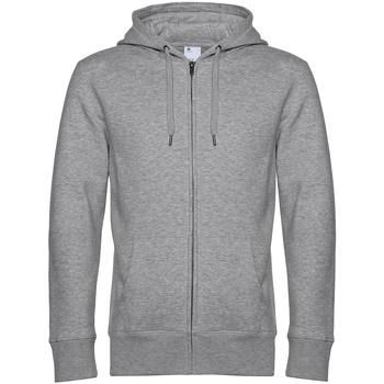 Textiel Heren Sweaters / Sweatshirts B&c  Grijze Heide