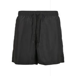 Textiel Heren Korte broeken / Bermuda's Build Your Brand BY153 Zwart