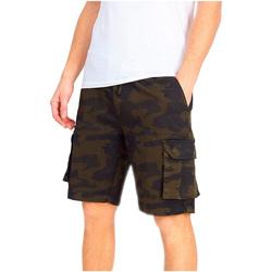 Textiel Heren Korte broeken / Bermuda's Brave Soul  Khaki