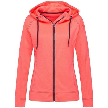 Textiel Dames Jacks / Blazers Stedman  Koraal