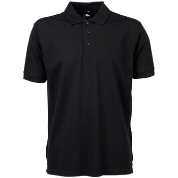 Textiel Heren Polo's korte mouwen Tee Jays TJ7200 Zwart