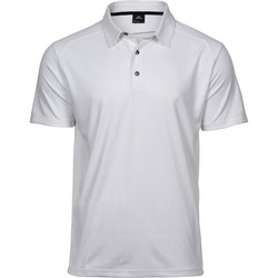 Textiel Heren Polo's korte mouwen Tee Jays TJ7200 Wit