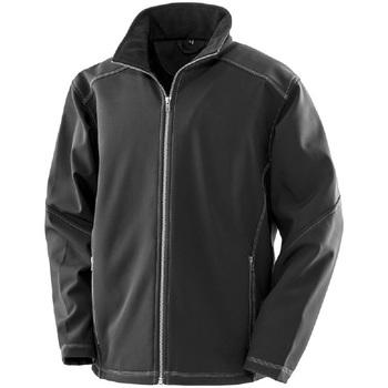 Textiel Heren Jacks / Blazers Result R455M Zwart