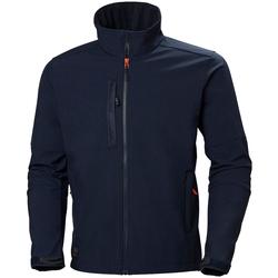 Textiel Jacks / Blazers Helly Hansen 74231 Marine