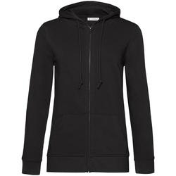 Textiel Dames Sweaters / Sweatshirts B&c WW36B Zwart