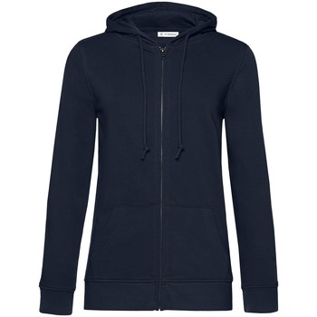 Textiel Dames Sweaters / Sweatshirts B&c WW36B Marine