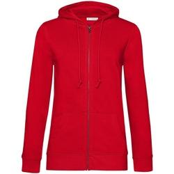 Textiel Dames Sweaters / Sweatshirts B&c WW36B Rood