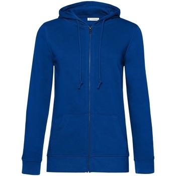 Textiel Dames Sweaters / Sweatshirts B&c WW36B Koningsblauw