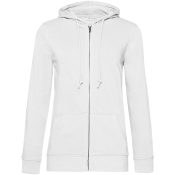 Textiel Dames Sweaters / Sweatshirts B&c WW36B Wit
