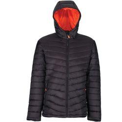 Textiel Heren Jacks / Blazers Regatta TRA527 Zwart