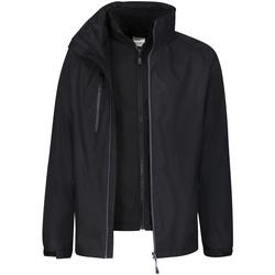 Textiel Heren Jacks / Blazers Regatta TRA154 Zwart