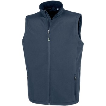 Textiel Heren Jacks / Blazers Result Genuine Recycled R902M Marine