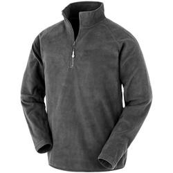 Textiel Heren Fleece Result Genuine Recycled R905X Grijs