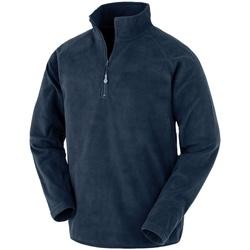 Textiel Heren Fleece Result Genuine Recycled R905X Marine